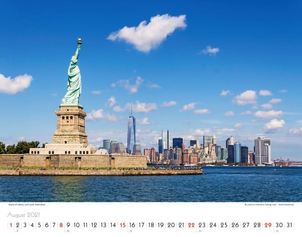 New York Mai 2021