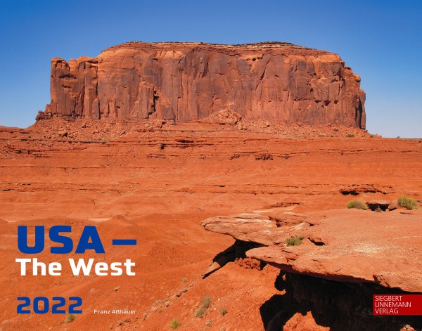USA The West 2022