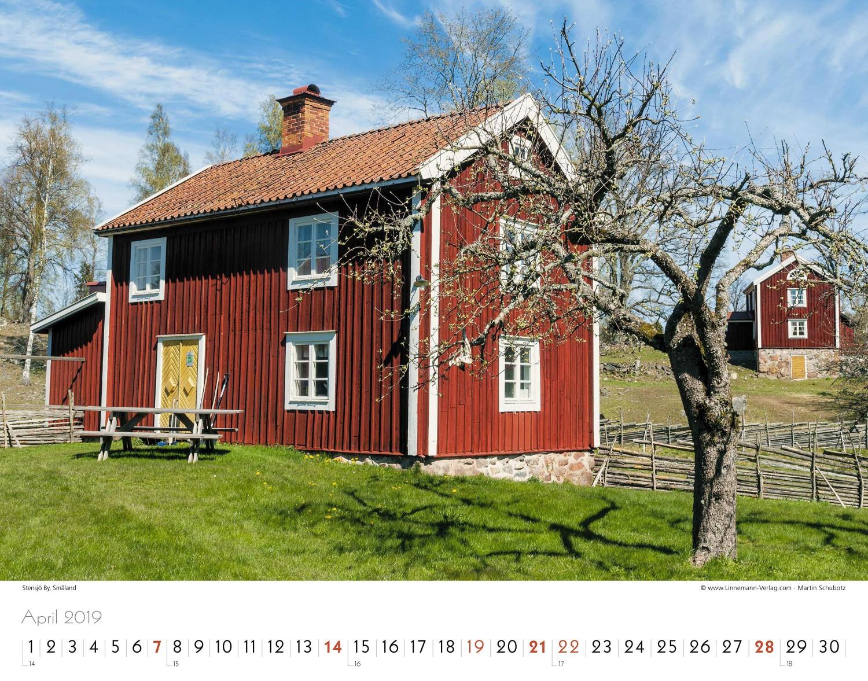 kalender schweden